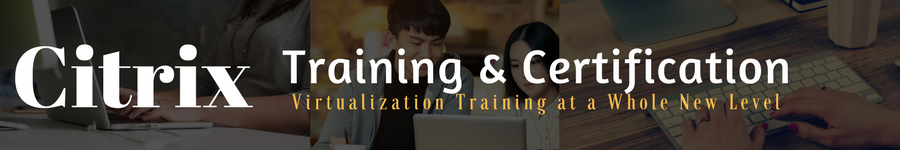 Citrix Training & Certification