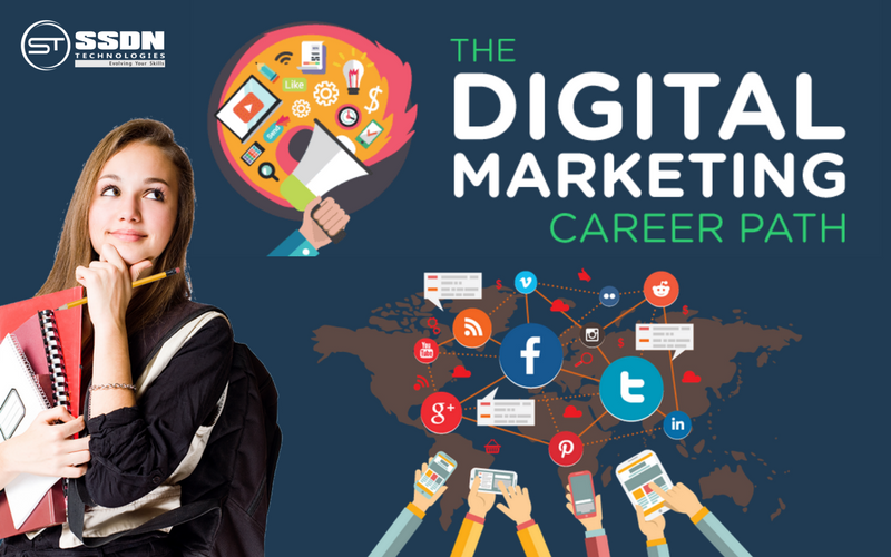 The Digital Marketing is a Career Path