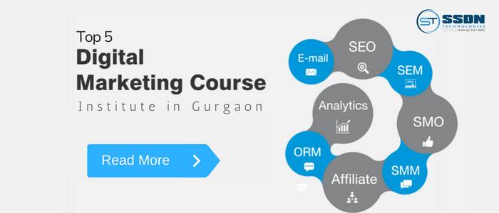 Top Digital Marketing Instutite in Gurgaon